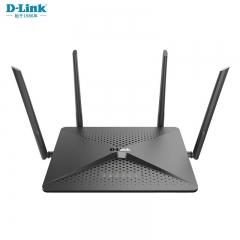 友讯(D-Link)dlink DIR-882 2600M 全千兆无线双频智能无线路由器 WIFI无线穿墙(线上专供)