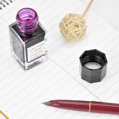 日本百乐(PILOT)钢笔墨水彩墨 山葡萄 15ml INK-15-YB原装进口