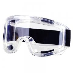 者也 全密封护目镜劳保防护眼镜防尘眼镜挡风骑行工业防打磨防飞溅防风沙多功能防雾眼镜透明