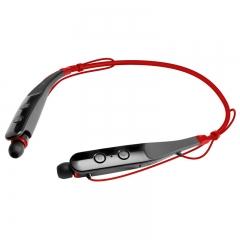 LG HBS-510 蓝牙耳机 运动耳机  入耳式耳机 无线立体声音乐耳机 红色
