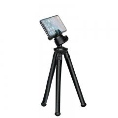 富图宝(Fotopro)RM-100+ PRO 八爪鱼三脚架 迷你三脚架 内含手机支架