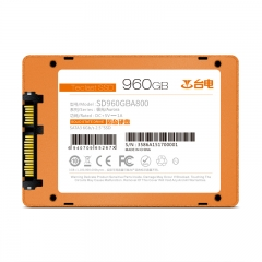 台电(TECLAST) 960GB SSD固态硬盘SATA3.0接口 极光系列 电脑升级高速读写版 三年质保