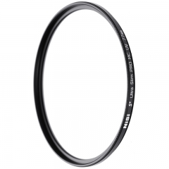 耐司(NiSi)MC UV 77mm UV镜 双面多层镀膜无暗角 单反uv镜 保护镜 单反滤镜 滤光镜 佳能尼康相机滤镜