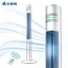 艾美特(Airmate)电风扇 落地遥控静音 无叶塔扇 空气循环扇 FT41R