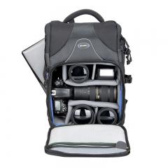 百诺(Benro)Beyond双肩背包 LN 为职业数码摄影师设计 侧开口快速取放器材