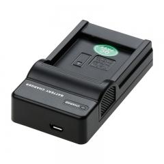 沣标(FB) DMW-BLE9E 充电器 For松下Lx100 GF3 GF5 GF6 GF7 GX7 GM1 BLG10GK BLH7E
