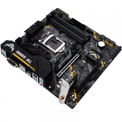 华硕(ASUS)TUF B365M-PLUS GAMING(WI-FI)主板板载WIFI支持WIN7支持9400F(Intel B365/LGA 1151)