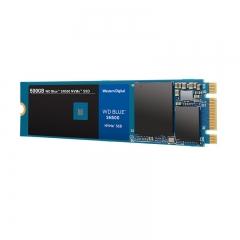 西部数据(Western Digital)500GB SSD固态硬盘 M.2接口(NVMe协议)Blue SN500 NVMe SSD|五年质保