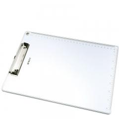 晨光(M&G)文具A4带刻度防滑板夹 记事夹文件夹垫板 单个装ADM94863
