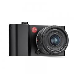 徕卡(Leica) TL2微型无反便携式可换镜头APS-C画幅 黑色18187单机身