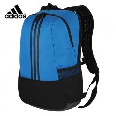 阿迪达斯(Adidas)中性  新款运动休闲双肩包  蓝  AZ6753