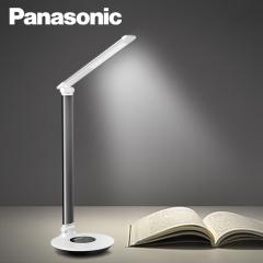 松下(Panasonic)国A级减蓝光护眼台灯六段/连续调光工作阅读儿童学生学习台灯 HHLT0611灰色