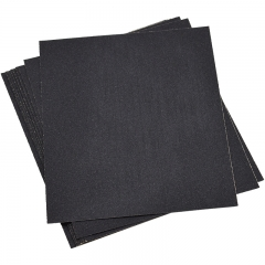 卡夫威尔 水磨耐油砂纸 干湿两用砂纸(240目)230*280mm 10片装 YS3023