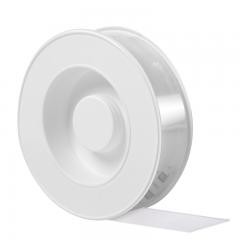 得力(deli)30mm*3m纳米强力无痕魔力胶带 双面固定爬墙贴随手贴 透明家用车用无痕双面胶 33601 可重复使用