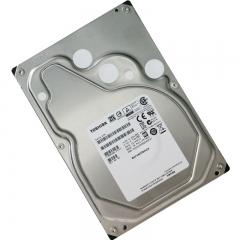 东芝(TOSHIBA) 4TB 128MB 7200RPM 台式机机械硬盘 SATA接口 通用数据存储系列 (MD04ACA400) 高容量硬盘存储