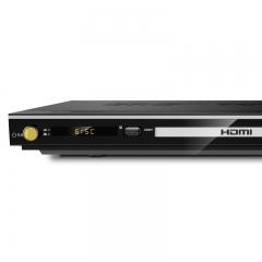 先科(SAST)SA-005 dvd影碟机播放机 HDMI接口高清播放器带光纤VCD HD CD智能USB播放机
