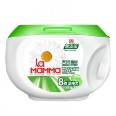 妈妈壹选 天然植皂 洗衣凝珠 深层洁净50粒