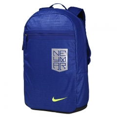 耐克 NIKE 双肩包 KIDS'NEYMAR 内马尔训练足球双肩背包 BA5498-455 宝蓝色