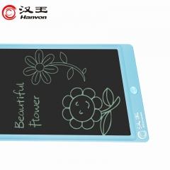 汉王 Hanvon 液晶手写板 儿童涂鸦手绘板 电子画板 草稿家庭留言备忘写字板 绘画板绘图板  8.5英寸天真蓝