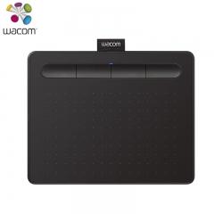 Wacom CTL-4100/K0 intuos系列 4096级压感 绘图板标准小号数位板
