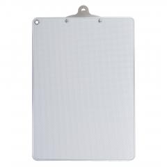 金隆兴(Glosen)A4板夹 铝合金带标尺记事书写字板夹办公文件菜单夹板 C1082