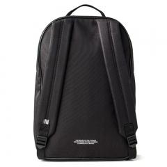 阿迪达斯adidas 双肩包 BP CLAS TREFOIL 轻便书包双肩背包 BK6723 黑色