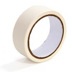 得力(deli)美纹纸胶带/装修遮蔽带/无痕纸/贴膜 36mm*20y*145um(18.3m/卷) 1卷装