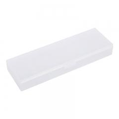 日本国誉(KOKUYO)可调式PP笔盒笔盒200×65×26mm透明中号 1个装 WSG-PCJ102T