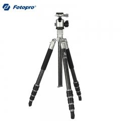 富图宝 Fotopro TT-4+LG-4磐图·羽 匠心锻造纯碳纤维轻量化系列180º反折收纳 摄影三脚架