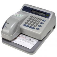 现货隔日达办公、财政、行政用品普霖 PR-03支票打字机  货号002.XH