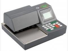 现货隔日达办公、财政、行政用品普霖820自动支票打字机  货号002.XH