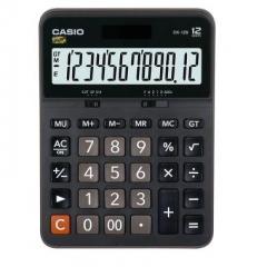 现货隔日达 办公、财政、行政用品卡西欧DX-12B太阳能12位数 台式商务 大屏幕办公计算器 货号002.XH