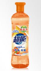 现货隔日达 超能 离子去油洗洁精500g护手(8瓶/组)餐具果蔬清洁货号002.XH