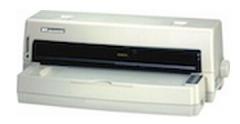 得实DS-6400III 超高速24针136列专业平推式票据打印机A2幅面