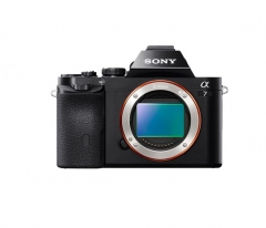 索尼微单数码相机 ILCE-7 (单机身)