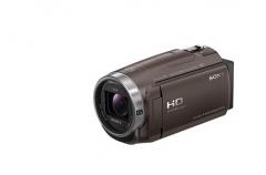 索尼(SONY))数码摄像机 HDR-CX680套装(含原装电池2块+原厂充电器1个+摄像机包+三脚架+64G内存卡+UV镜1个) 货号100.ZL2