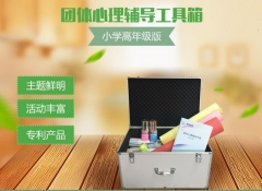 XZTF-C01 心理团辅工具箱 ——小学低年级货号100.X24 XZTF-心理团辅工具箱 ——高年级