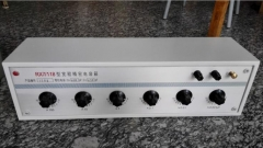 RX7/118型宽程精密电容箱货号100.X68