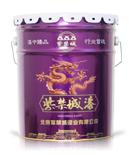 紫禁城 聚氨酯面漆 18kg 货号100.S70 红色、黄色、兰色、绿色 桶 18kg