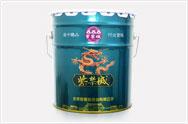 紫禁城 环氧红丹防锈底漆固化剂 4kg 100.S86
