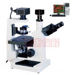 电脑型倒置生物显微镜XDS2C   XDS2D 倒置式  货号100.L37