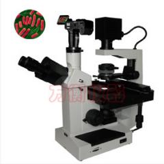 电脑型倒置生物显微镜XDS3C  XDS3D倒置式 生物 数码型    货号100.L38