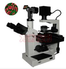 电脑型倒置生物显微镜XDS3C  XDS3D 倒置式 生物 数码型   货号100.L42