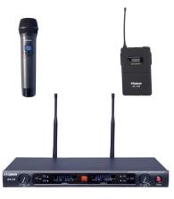 湖山 专业无线V段话筒  DS-U5 货号100.S139