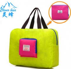 新款韩版可折叠包 牛津布收纳袋 手提旅行收纳袋 货号100.C31