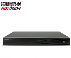 海康威视8路DS-7808N-K2/8P网络硬盘录像机高清NVR录像机POE供电监控录像机 DS-7808N-K2/8P 含6T硬盘 赠警示贴 货号100.C105