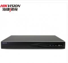 海康威视4路400万硬盘录像机DS-7804N-K1高清网络监控主机接网络摄像头NVR DS-7804N-K1 含6T硬盘 赠警示贴 货号100.C116