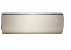 格力空调全能王U尊KFR-35GW/(35581)FNDa-A2(香槟金)变频冷暖1.5匹挂壁式空调   货号100.L116