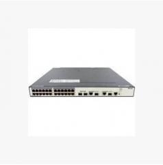 华为S5701-28TP-PWR-LI-AC 三层24口千兆以太网交换机  货号100.X289