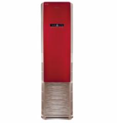格力空调 锐逸KFR-50LW/(50585)FNCa-A2(玛瑙红)变频 冷暖 2匹 立柜式空调   货号100.L124